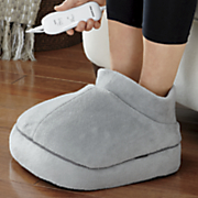 foot warmer massager by sharper image