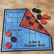 3 in 1 giant reversible game mat