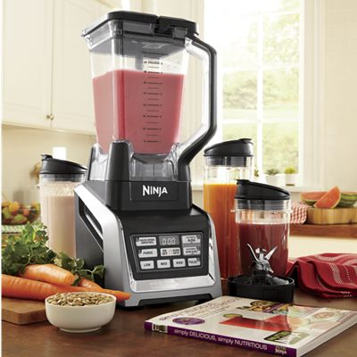 Nutri Ninja<sup class='mark'>&reg;</sup> Blender Duo with Auto IQ