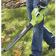 20v cordless lithium blower by earthwise