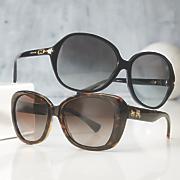 tortoise sunglasses by coach