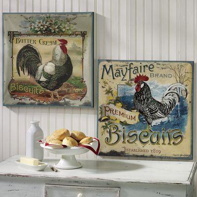 Set of 2 Farmhouse Prints