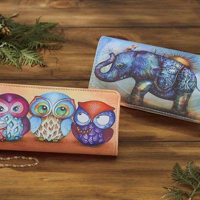 Scenic Animal Wallet