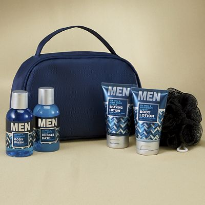 Men's Bath Set