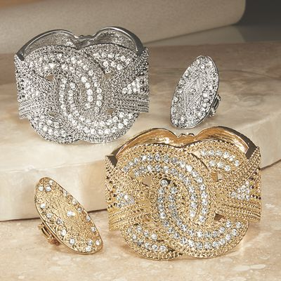 Crystal/Vintage Jewelry