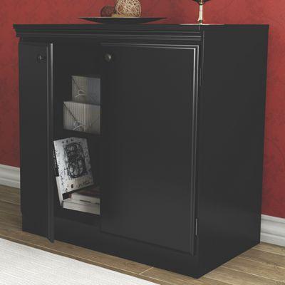 Morgan 2-Door Storage Cabinet