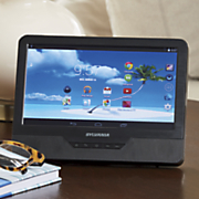 9  combo tablet dvd player by sylvania