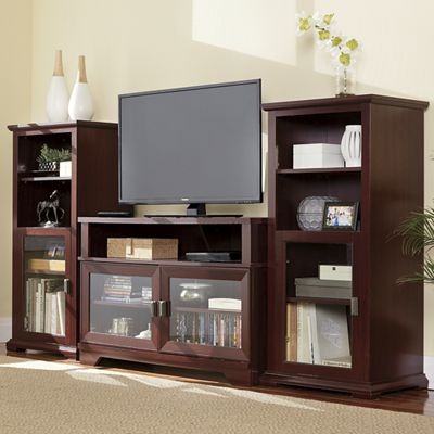 Monona Bookcase and Media Center