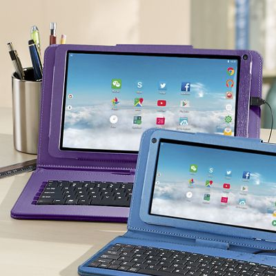"Iview Android 10"" Tablet with Case by Iview"