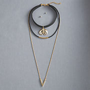 iris jewelry set