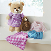 personalized bear with outfits