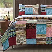 bohemian dream quilt set