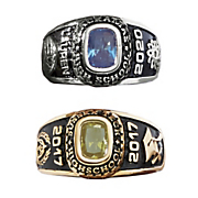 women s traditional celebrium class ring