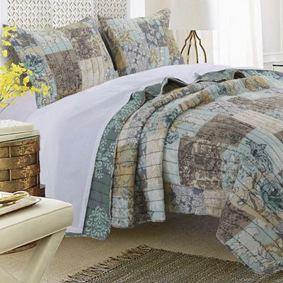 Elle Quilt Set and Throw