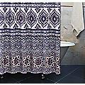 Medina Saffron Shower Curtain