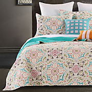 morocco gem quilt set