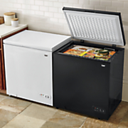 5 3 cu  ft  chest freezer refrigerator by montgomery ward