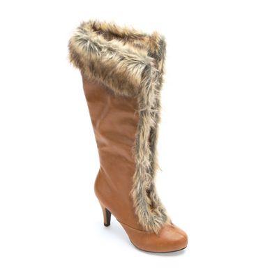 Sola Faux Fur Boot