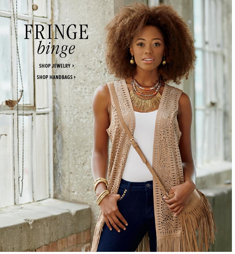 FRINGE binge - Shop Jewelry   - Shop Jewelry
