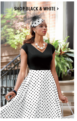 Bold & Classic - Shop Black & White