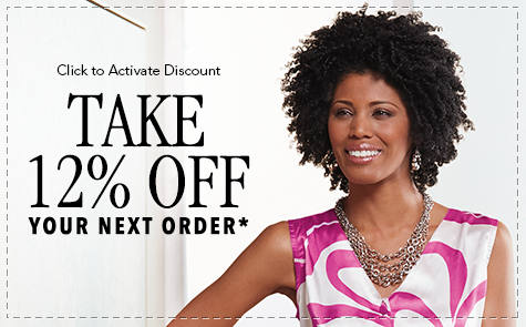 Take 12% Off Your Next Order!