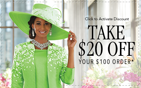 Take $20 Off Your $100 Order