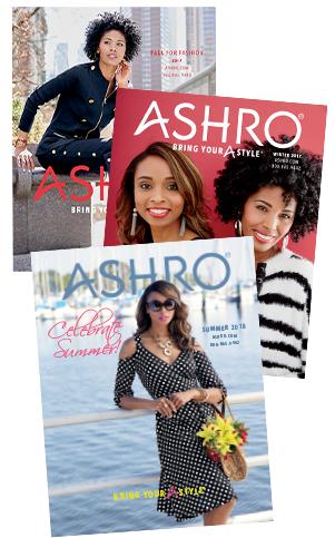 Ashro Catalogs