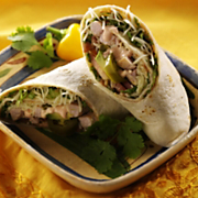 Wisconsin Brick Cheese Mexican Wrap