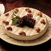 Baked Wisconsin Brie With Almonds
