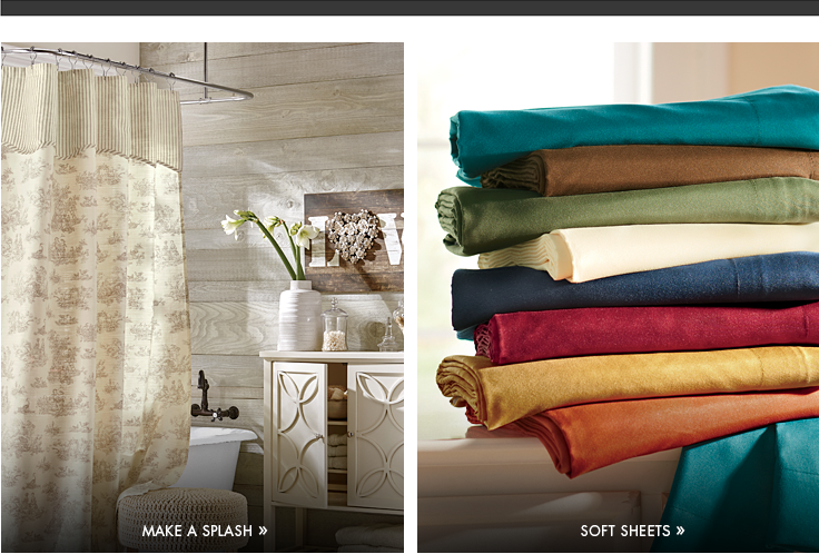 Make a Splash - Soft Sheets