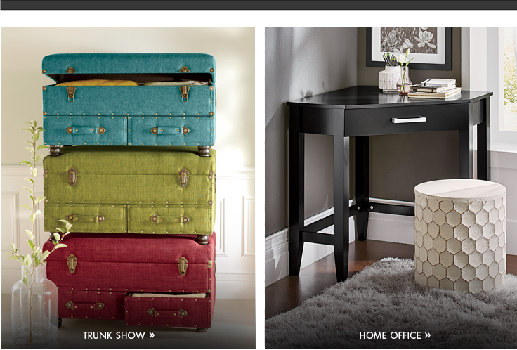 Trunk Show - Home Office