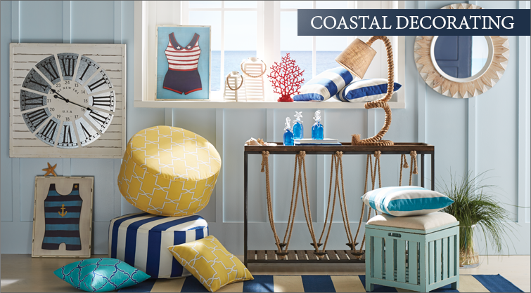 Coastal Decorating