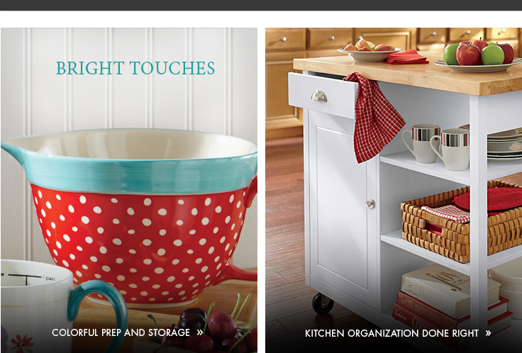 Shop food storage and Kitchen carts.