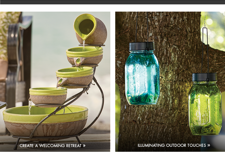 Shop Spring items and other outdoor Accenets
