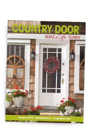 Country Door | Our products feature warm woods, soft fabrics and an eclectic color pallet to create a casual living environment that still reflects a hint of country charm.