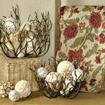 Twig Bowls Orbs Empress Grove Quilt