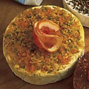 Wisconsin Cajun Brie Torte