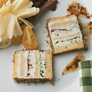 Wisconsin Cheese Terrine