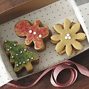 Christmas Spice Cookies