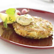 Wisconsin Gran Queso Crab Cakes