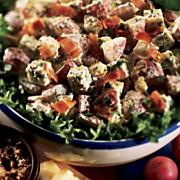 Family Style Potato Salad