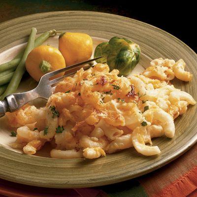 Wisconsin Five-Cheese Macaroni