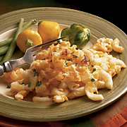 Wisconsin Five-Cheese Macaroni