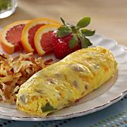 Freezer Bag Omelets Recipe