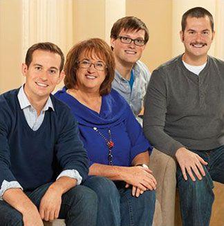 Bryan, Jackson, Ginny and Geoffrey