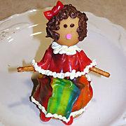 Cinco de Mayo Dancer Cupcake