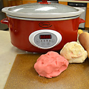 Ginny's Brand Slow Cooker Play Dough