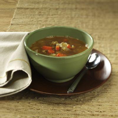 Lentil Soup for a Crowd