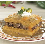 Lizs Enchilada Casserole Recipe