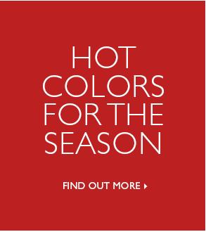 Hot Colors This Season